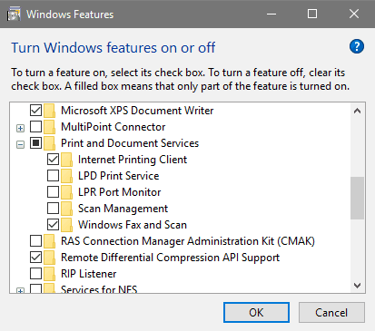 Setting up Faxing in Microsoft Office