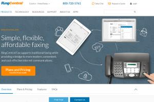 RingCentral Fax.com